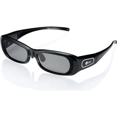 AGS250 3D active shutter glasses for LG 3D HDTVs