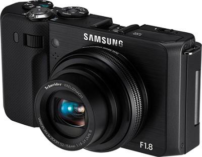 TL500 10MP Digital Camera (Black) w/ 3` rotating LCD