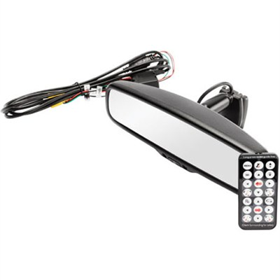 OEM Replacement Rear View Mirror with 4.3` Display
