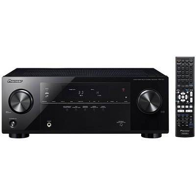 VSX-521-K - 5.1 Home Theater 3D Ready A/V Receiver