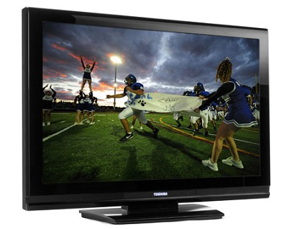 40RV525R - 40` 1080p High-definition LCD TV - High Gloss Cabinet
