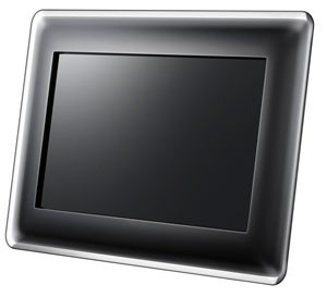 SPF-87H 8` Digital Photo Frame with Multimedia Playback