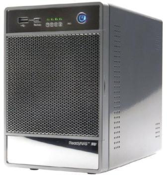 ReadyNAS RNV1 S2 0000 Diskless System Ethernet 3 USB 2.0 Ports Infrant(IT3107)