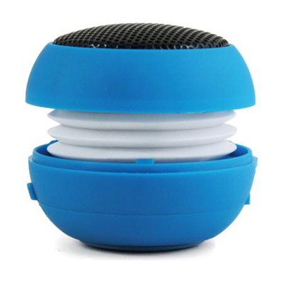 Speaker Ball for iPhone, iPod, iPad, All Tablets, and MP3's - Blue