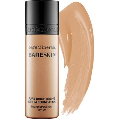 bareSkin Pure Brightening Serum Foundation Broad Spectrum SPF 20 - Bare Beige