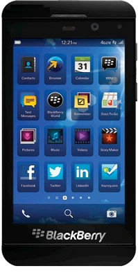 Z10- 16GB - Black Unlocked GSM International Smartphone (STL100-1 3G)
