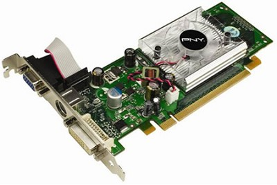 GeForce 9400GT 1024MB DDR2 PCI-E Graphics Card  VCG941024GXEB