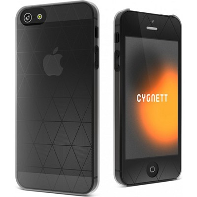 Polygon Clear Ultra-Slim Prism Hard iPhone 5 Case