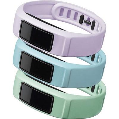 vivofit 2 Wrist Bands (Small) (Mint/Cloud/Lilac)
