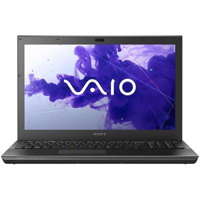 VAIO VPCSE1CGX - 15.5 Inch Laptop Core i5-2430M Processor (Black)