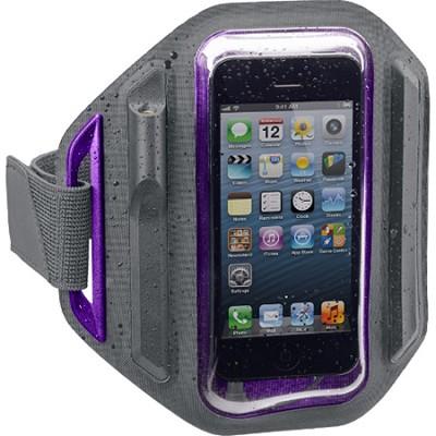 X1-MM-AB1-PE Momentum Armband - Purple