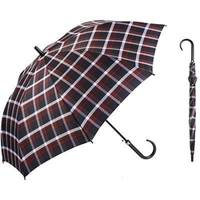T-Tech Large Umbrella, Plaid