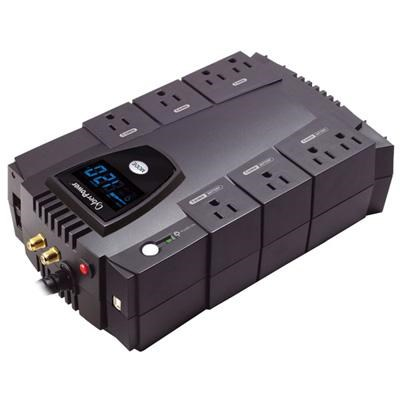 685VA CP AVR LCD Uninterruptible Power Supply - CP685AVRLCD
