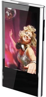 MP3 Player with 2.8 inch Color LCD, 4 GB Flash Memory