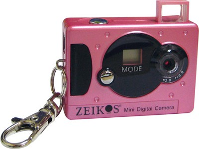 KDC31 Keychain Digital Camera (Pink)