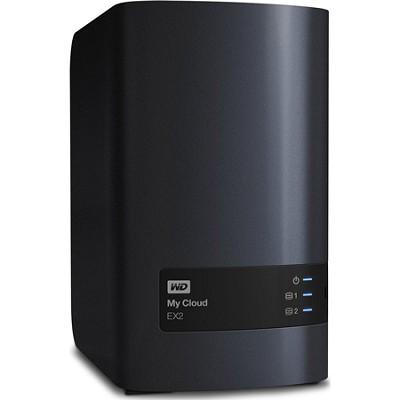 My Cloud EX2 10 TB Personal Cloud Storage