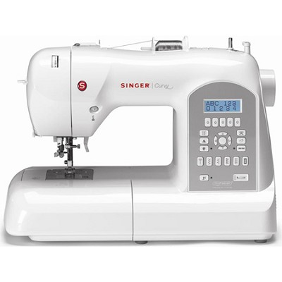 8770 Curvy 225-Stitch Computerized Sewing Machine