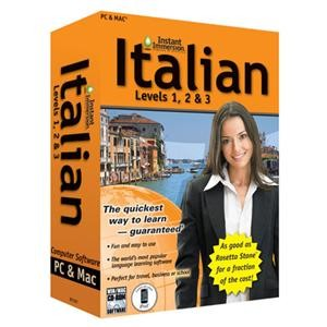 Italian Levels 1 2 & 3 Win/Mac ( V2 )