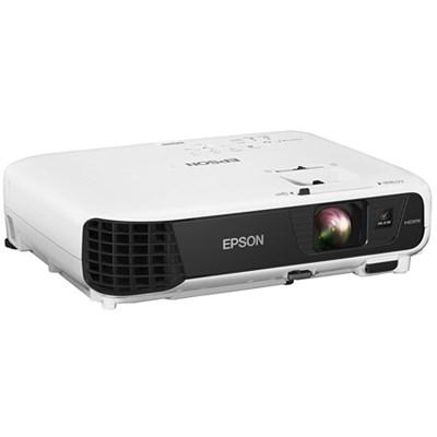 EX5240, XGA, 3200 Lumens Color and White Brightness, 3LCD Projector, Refurbished