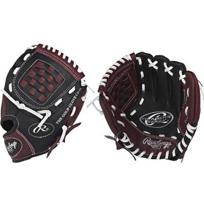 PL90MB - Player Series 9` Youth T-Ball Glove w/ Training Ball Right Hand Throw