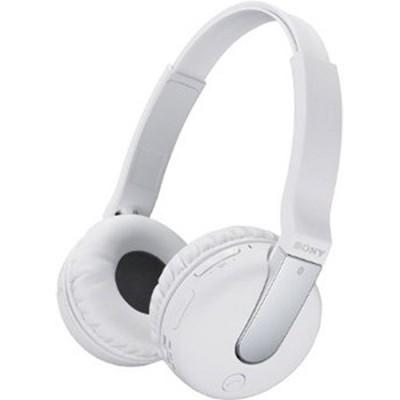 DRBTN200/WHI Bluetooth Headphones, White