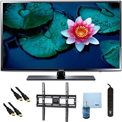 UN46H5203 - 46` Full HD 60Hz 1080p Smart TV Plus Mount & Hook-Up Bundle