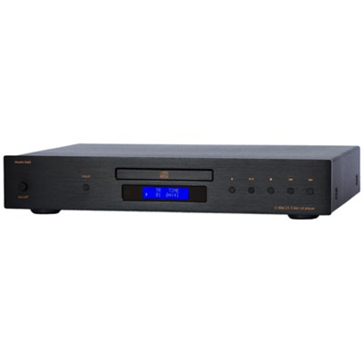 C-DAC15.3 3-Input DAC CD Player with Remote - Black