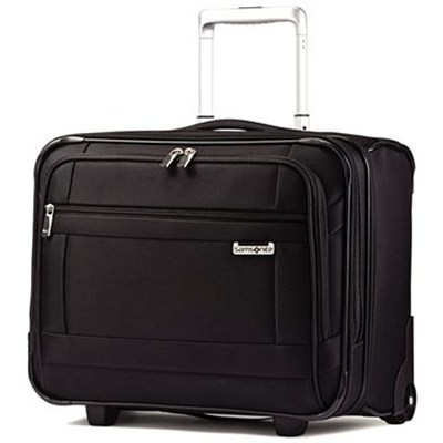 SoLyte Luggage Wheeled Boarding Bag - Black (73853-1041)