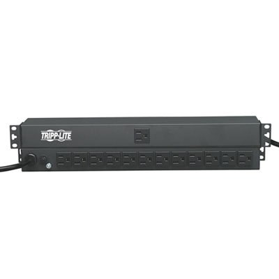 15A 120V Rackmount Power Distribution Unit - PDU1215
