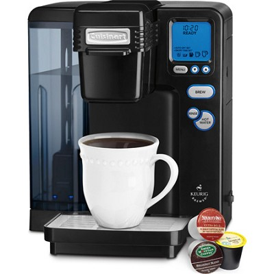 Single Serve Brewing System - Powered by Keurig - Black