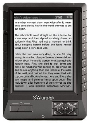 Libre eBook Reader Pro with 2GB SD (Black)