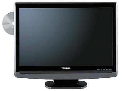 22LV505  - 22` LCD TV w/ built-in DVD Player