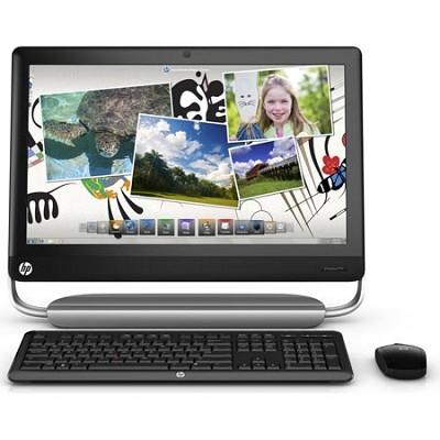 TouchSmart 520-1020  23` All-in-One Desktop PC - Intel Pentium Processor G620