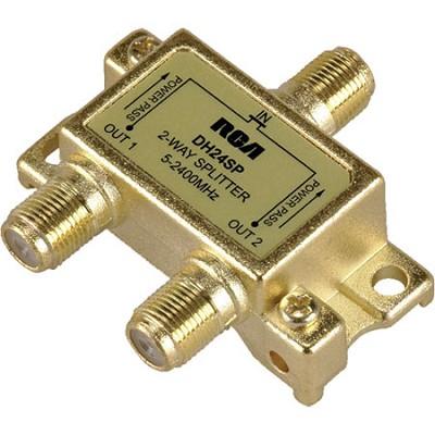 DH24SP Digital Plus 2.4GHz Bi-Directional 2 Way Splitter