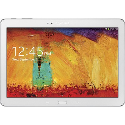 Galaxy Note 10.1 Tablet - 2014 Edition (32GB, WiFi, White) - OPEN BOX
