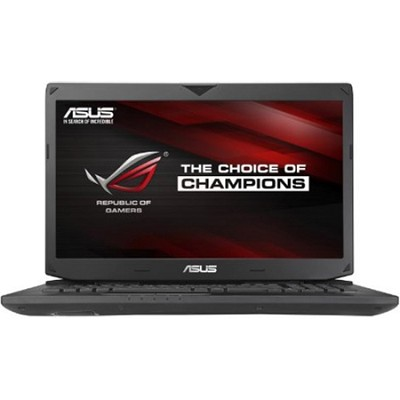 ROG G750JS-DS71 17.3` Intel Core i7-4700HQ 16GB Memory 1TB HDD 256 SSD Laptop