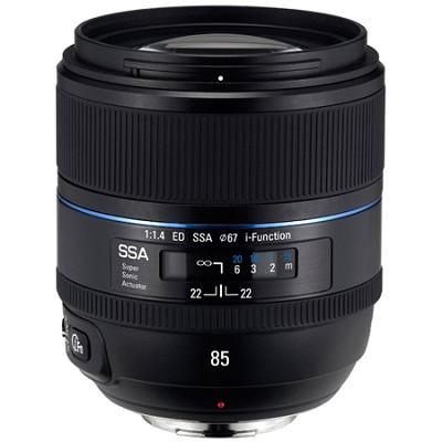 NX 85mm f/1.4 ED SSA Camera Lens