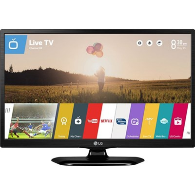 24LF4820 24-Inch 1080p HD LED Smart TV - OPEN BOX