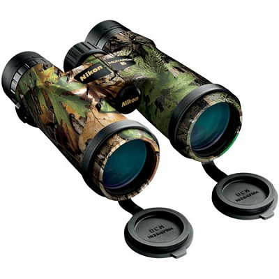 Monarch 3 Xtra Green Binoculars 10x42 (Realtree Camo) - 16007