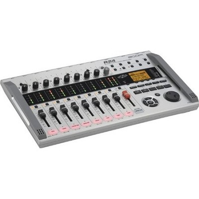 ZR24 Multi-Track Recorder