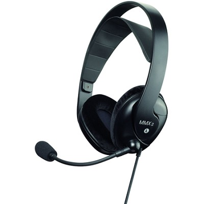 PC Gaming Multimedia Digital Headset with Microphone - 485896