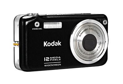 EasyShare V1253 12MP Digital Camera (Black)