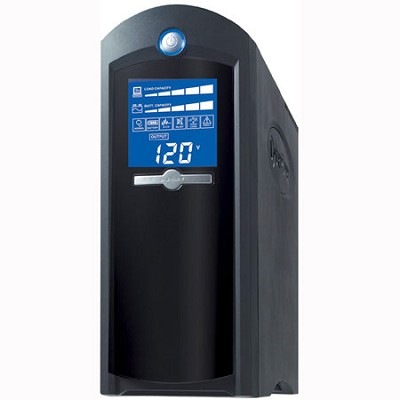 CP1500AVRLCD Intelligent LCD UPS 1500VA 900W AVR Mini-Tower