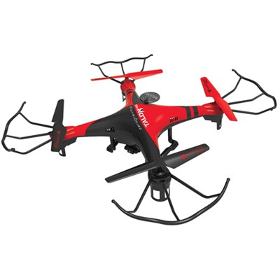 Zero Gravity High Flying WiFi 720p HD Talon Red Drone
