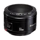 EF 50mm F/1.8 II Standard Auto Focus Lens (imported)