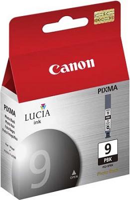 PGI-9 Photo Black Ink Tank for PIXMA iX7000, MX7600, Pro9500, Pro9500 Mark II