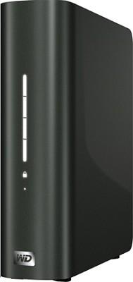 My Book Essential 2 TB USB Hard Drive w/ Backup & Password - OPEN BOX