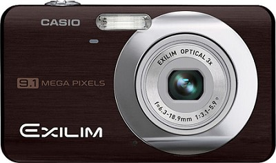 Exilim Z85 9.1 Megapixel Camera (Brown)
