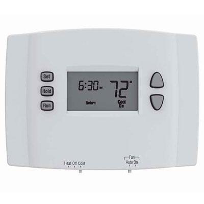 5.2 Day Prog Thermostat Wht