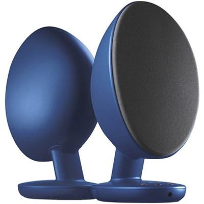 EGG Wireless Speaker Pair - Blue
